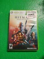 Hitman HD Trilogy (Microsoft Xbox 360, 2013)CIB Both Disks in Great condition
