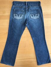"DIESEL - 'RAME' - WOMENS BOOTCUT - STONE WASHED JEANS - SIZE 29""W x 30""L"