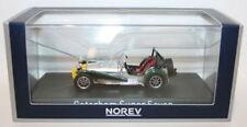 Véhicules miniatures multicolores en plastique NOREV sous boîte fermée