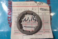 NOS Honda CL CB SL 350 450 500 TL250 Main Shaft 25mm Lock Washer 90462-286-000
