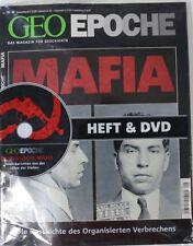 GEO EPOCHE Ausg. 48++MAFIA++Die Geschichte des organisierten Verbrechens mit DVD