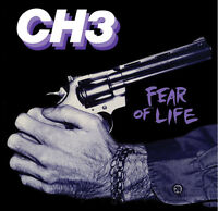 Channel Three - Fear of Life [New CD] Explicit