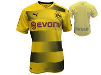 Puma Borussia Dortmund Home Jersey gelb BVB Trikot Bundesliga Fanartikel S - XXL