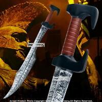 Foam Padded Spartan Sword Play Prop Cosplay Toy LARP