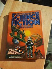 Encyclopedia of Science Fiction Foraward by Isaac Asimov 1978 Hardcover Book