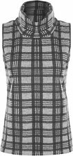 Women's Plaids Checks Regular Casual Polyester Tops & Blouses