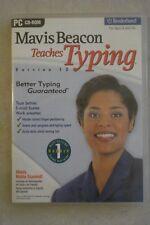 - MAVIS BEACON TEACHES TYPING [PC CD-ROM] By BROADBAND [BRAND NEW] $23.75