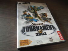 Jeu PC Unreal Tournament 2003
