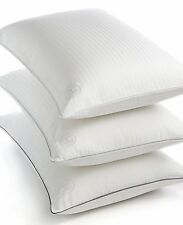 Hotel Collection Bedding Siberian White Down KING Firm Pillow MSRP $440 X182