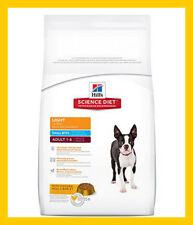Hill's Science Diet Adult Light Dry Dog Food, Small Bites, 33-pound