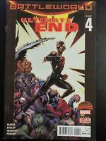 ULTIMATE END #4 Secret Wars (2015 MARVEL Comics) ~ VF/NM Comic Book