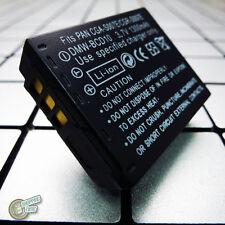 CGR/CGA-S007/S007A/1B/S007E/DMW-BCD10 Battery for Panasonic Lumix DMC-TZ1-A/K/S