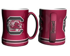 South Carolina Gamecocks Coffee Mug - 14oz Sculpted [NEW] NCAA Microwave Cup CDG