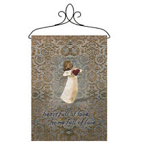 Willow Tree With Love Angel Heart & Home Tapestry Bannerette Wall Hanging