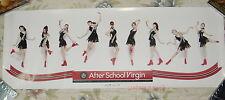 After School Vol. 1 Virgin Taiwan Promo Poster