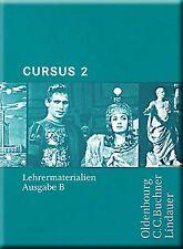 Cursus Ausgabe B Lehrerband 2 Alle Lösungen Neu