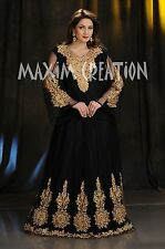 DUBAI VERY FANCY KAFTANS abaya jalabiya Ladies Maxi Dress New Wedding gown 4307