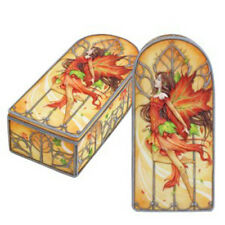 Fallfire Fairy Jewelry Trinket Box Meredith D 00004000 illman fall fire faerie faery