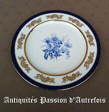 B20140455 - Superbe assiette en porcelaine de Limoges - Très bon état