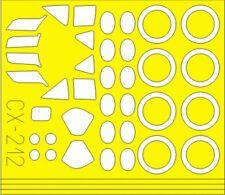 Eduard 1/72 CX212 canopy masque pour les airfix bae nimrod