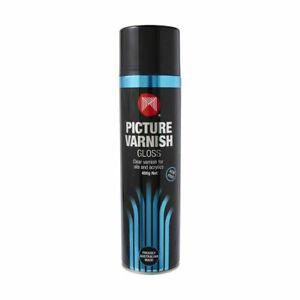 Micador Spray 450g - Gloss Picture Varnish