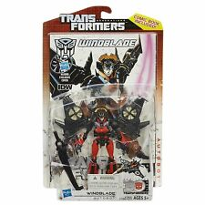 Transformers Generations 2014 WINDBLADE FIGURE Thrilling 30 Female Autobot Jet