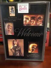 The Official Barbie Collector's Club Year 2000
