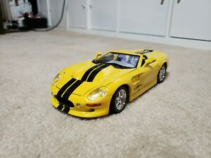 1999 Shelby Series 1 1:18 scale diecast model