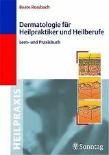 Dermatologie für Heilpraktiker und Heilberufe von B... | Buch | Zustand sehr gut