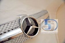 Mercedes Benz W219 CLS500 CLS600 CLS Grille Grill 1 FIN CHROME MESH