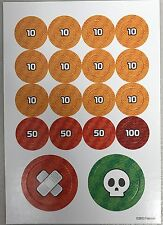 Pokemon TCG : COUNTER POISON DAMAGE PUNCH OUT CARD BRAND NEW X 5
