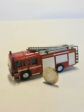 More details for (code 3) (bw models) fire engine..volvo fl6, (west  yorkshire). 1/76 scale