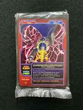 Digimon Digital Monsters ChaosGallantmon Dark Warrior DMP-004 Promo Pack Sealed