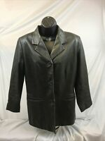 Preston & York Womens Petit Medium Lamb Skin Jacket