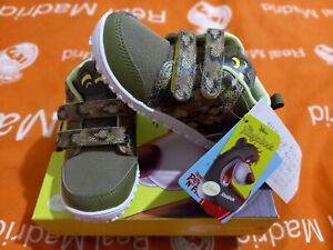 REEBOK CLASSIC JB KAA VENTUREFLEX LEAD INFANTS KIDS DISNEY THE JUNGLE BOOK