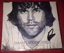 Daniel Bedingfield Signed Nothing Hurts Like Love Cd Single Pop Music Autograph