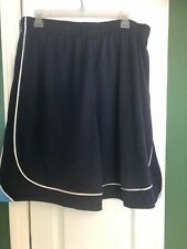 C9 by Champion Men's Athletic Running Soccer Workout Shorts Navy Blue Size Xl