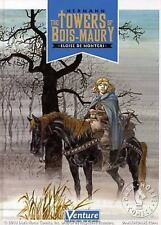 The Towers of Bois-Maury Volume 2: Eloise De Montgri-ExLibrary