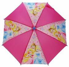 Paraguas de niña de color principal rosa