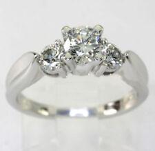 Anillos de joyería con diamantes anillo de compromiso brillantes SI2