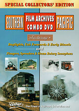 Southern Pacific Film Archives Combo DVD Pentrex Dalights Cab Forwards Rotary