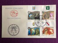 """FDC Cavallino Italia Repubblica 2005 """"Regioni d'Italia"""""""