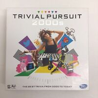 Trivial Pursuit 2000s Hasbro Board Game Ages 16 Up 2 To 6 Players