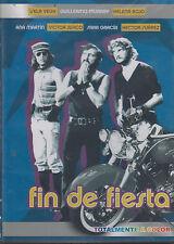 DVD - Fin De Fiesta NEW Victor Junco Hector Suarez Ana Martin FAST SHIPPING !