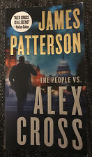 The People vs Alex Cross by James Patterson (2018, Paperback)