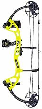 """NEW FRED BEAR CRUZER LITE RIGHTHAND YELLOW BOW PACKAGE 5-45# 12-27"""" DRAW"""