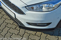 Sonderaktion Spoilerschwert Frontspoiler Lippe ABS für Ford Focus 3 DYB ABE