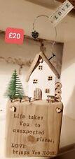 Christmas Driftwood Gift