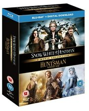 Snow White and the Huntsman/The Huntsman - Winter's War (with UltraViolet Copy