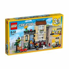 BRAND NEW LEGO CREATOR 3 IN 1 PARK STREET TOWN HOUSE 31065